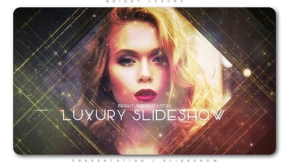 Videohive Bright Luxury Presentation Slideshow 21023711
