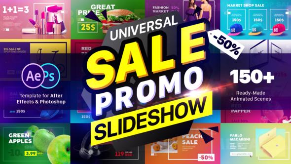 Videohive Sale 20912051