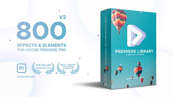 Videohive Premiere Library - Most Handy Effects 21715323