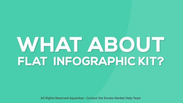 Videohive Flat Infographics 11566595