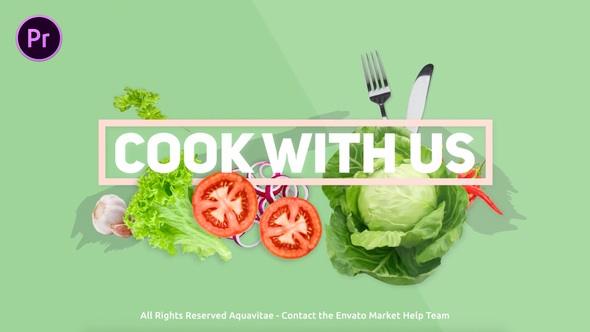 Videohive Cooking Show Bumper for Premiere 21848233