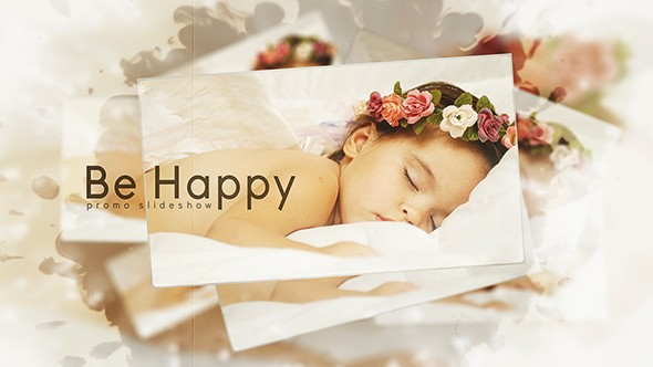 Videohive Be Happy 20714400