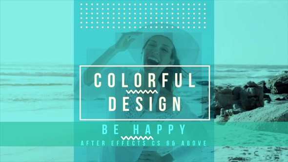Videohive Be Happy 21704000