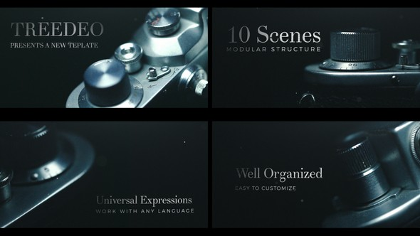 Videohive Cinematic Title Sequence 21830510
