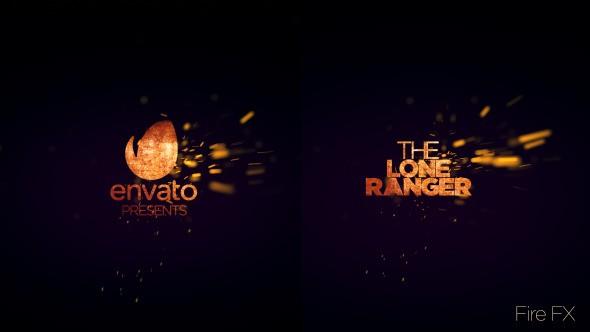 Spark Cinematic Logo Reveal 9703267 - Videohive shareDAE