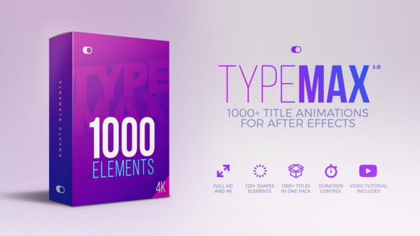 Videohive Big Titles Pack 19429492