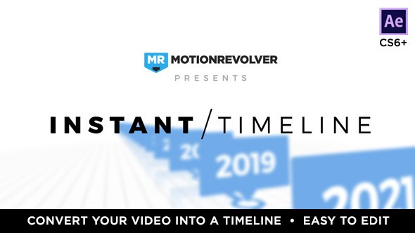 Videohive Instant Corporate Timeline 16667304
