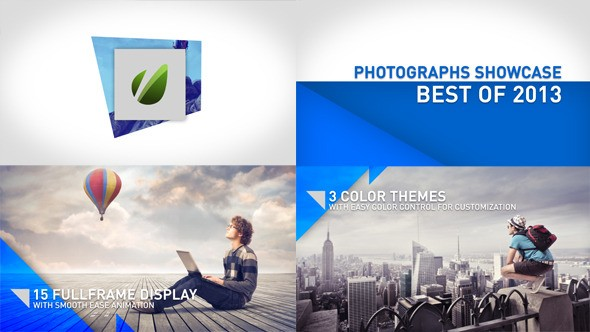 Videohive Photographs Slides 5080129