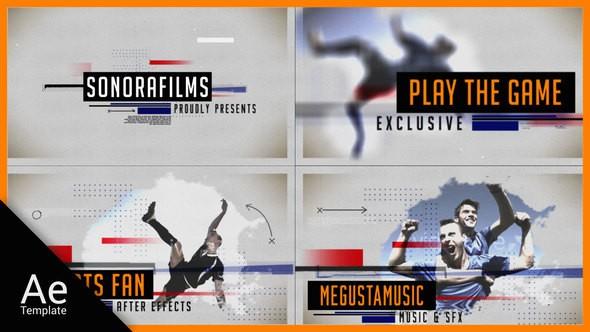 Videohive Sports Fan 20314154