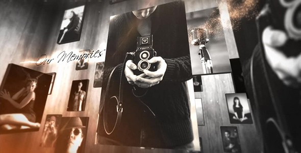 Videohive Our Memories 13728120