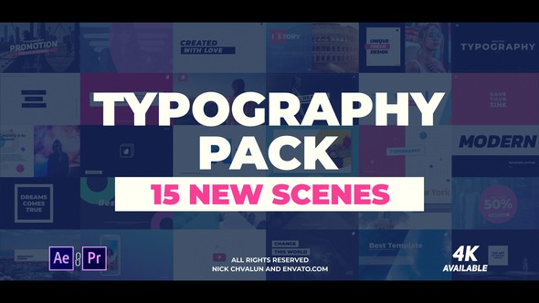 Videohive Titles 21810569