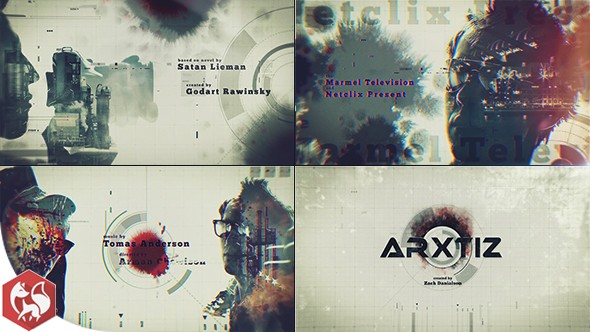 Videohive Double Exposure - Movie Opening 21323134