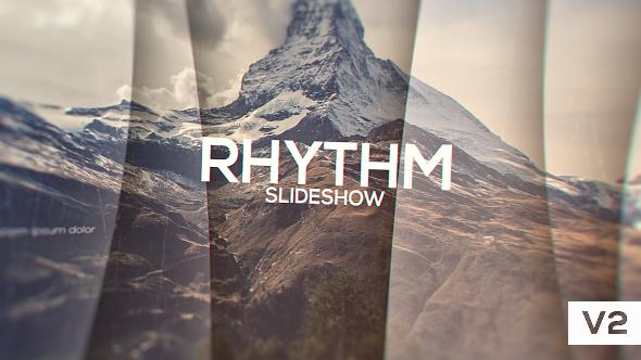 Videohive Rhythm Slideshow 14768837