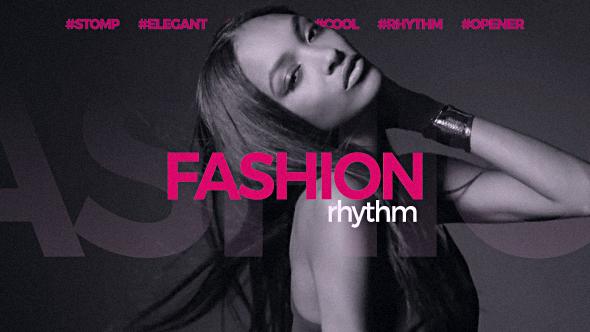 Videohive Fashion Rhythm Opener 20305064