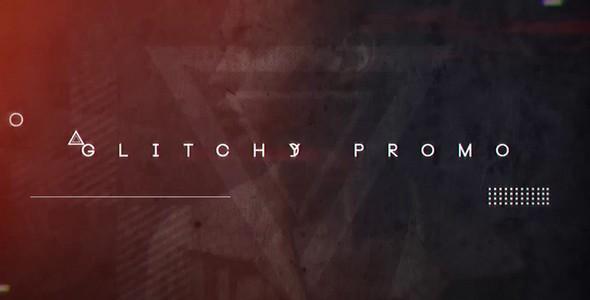 Videohive Glitchy Promo 19481800