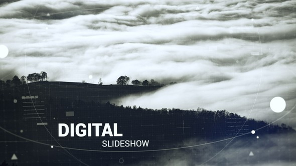 Videohive Digital Slideshow 22196043 - Premiere Pro