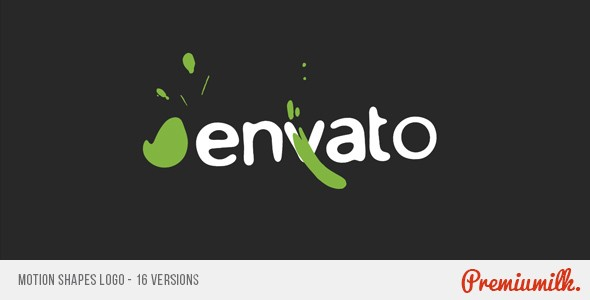 Videohive Motion Shapes Logo 14265045