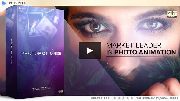 Videohive - Photo Motion Pro - Professional 3D Photo Animator V2 - 13922688 (Updated 22 June 18)