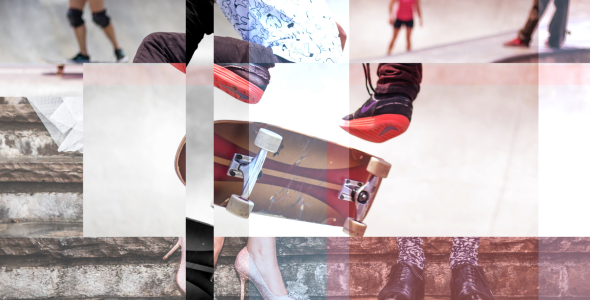 Videohive Modern Transitions 5 Pack Volume 2 18482303