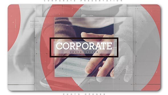 Videohive Corporate Presentation Slideshow 21055793