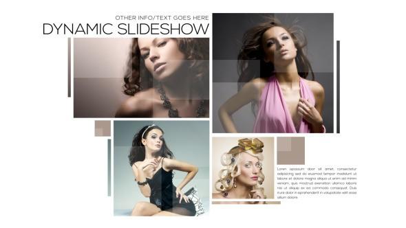 Videohive Dynamic Opener - Slideshow 12572949