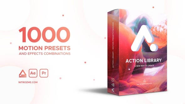 Videohive Action Library - Motion Presets Package 22243618