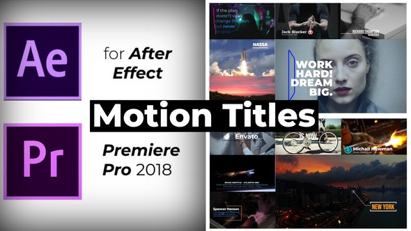 Videohive Motion Titles 21487267
