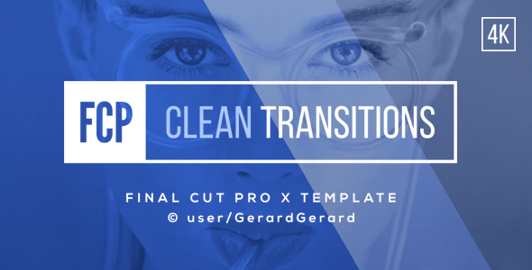 Videohive Transitions Pack - FCPX - Apple Motion 19828405