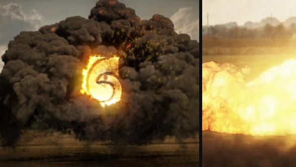 Videohive Explosion Logo 10411160