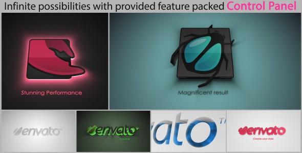 Videohive 3D Logo Maker 5026341