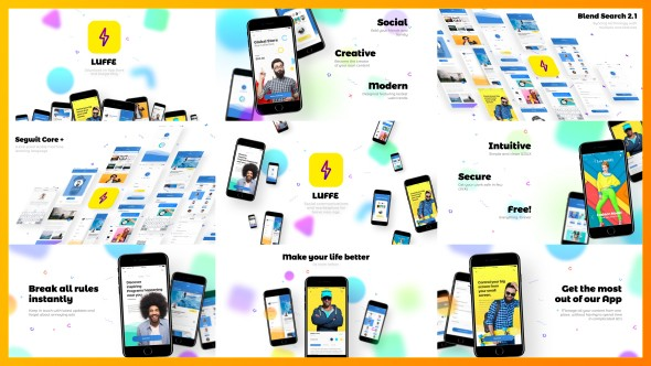 Videohive Modern App Promo / Advertisement / Presentation 20938706