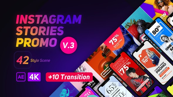 Videohive Instagram Stories Promo 21976691