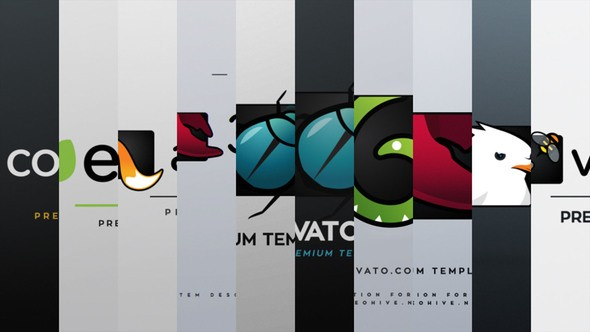 Videohive Logo / End Tags Animation Pack 14714606