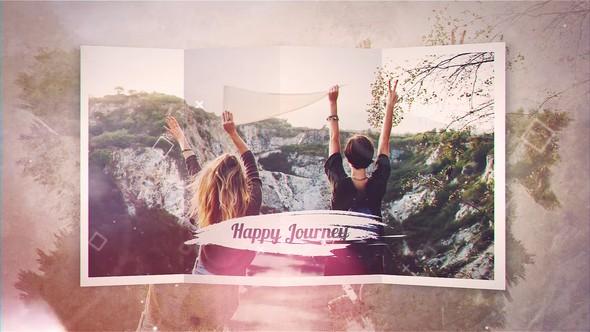 Videohive Happy Journey 22418120
