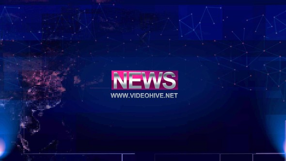 Videohive News Intro 21594392