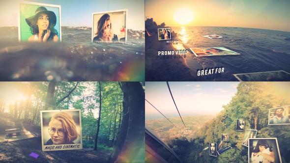 Videohive Cinematic Photo Slide 22381060