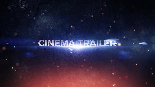 Videohive Cinema Trailer 2 22122369