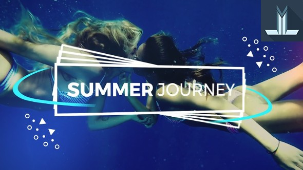 Videohive Summer Journey 20567668