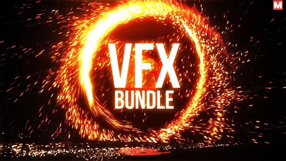 Videohive Portal Logo + VFX Bundle 19179571