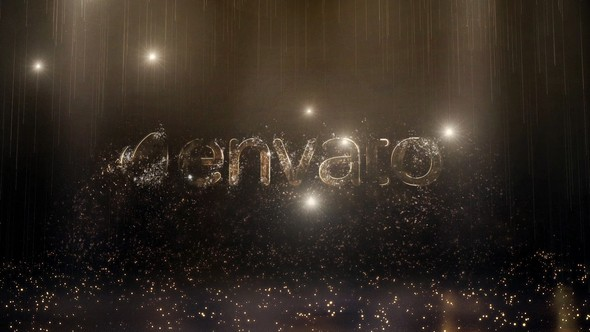 Videohive Gold Award/Celebration Logo 22135436