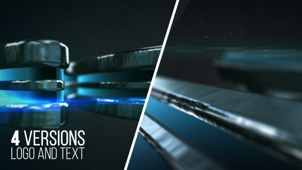 Videohive 3D Logo Title Opener 15298609