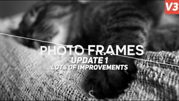 Videohive Photo Frames V3 6825972