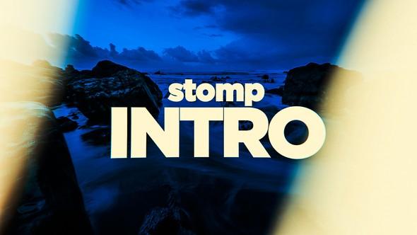 Videohive Stomp Intro 21730504