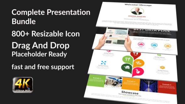 Videohive Complete Presentation Bundle 22559610