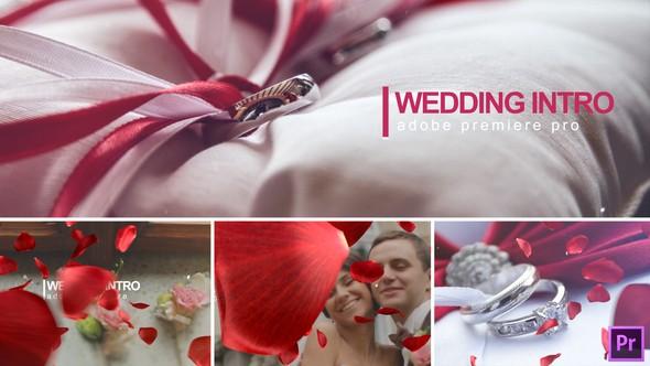 Videohive Wedding Intro | Premiere Pro 22544587