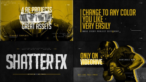 Videohive Dynamic Broadcast Pack 10949099