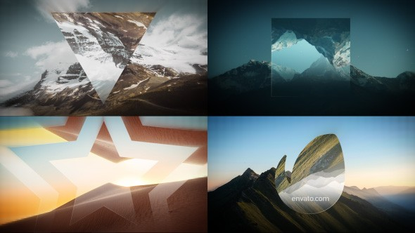 Videohive Upside Down Dynamic Opener 21089061
