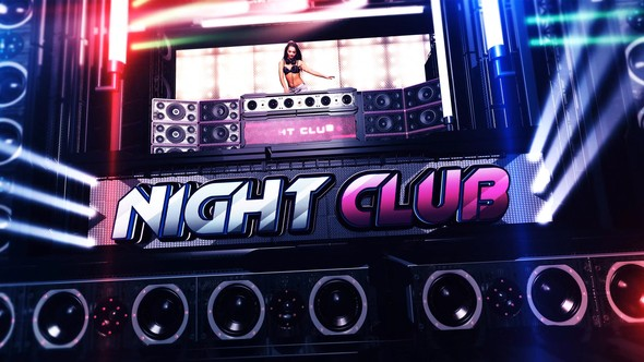 Videohive Night Club Party Promo 22327194