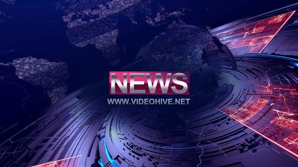 Videohive News Intro 21580309