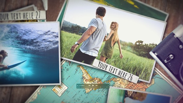 Videohive Travel Video 22377509